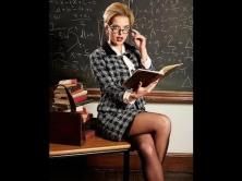 School teacher whore