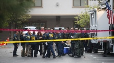 California Bar shooting, Thousand Oaks, USA - 08 Nov 2018